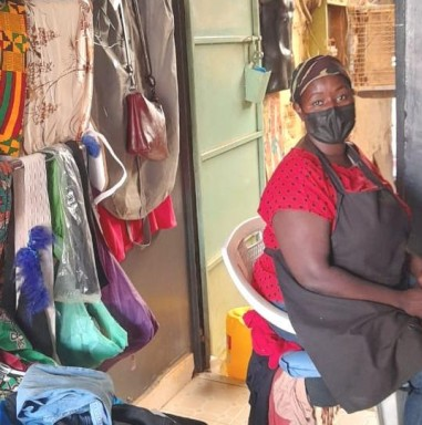 Esther Kibiri Economic Empowerment Journey